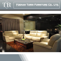 2015 modern white chesterfield 3 2 1leather sofa