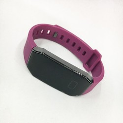 blood pressure band programmable led wristband smart bracelet shenzhen