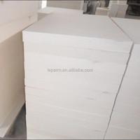 High temperature vacuum forming fiber board ceramic