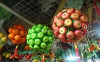 Artificial Fruit Garland For Christmas Decoration