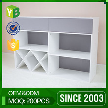 Yibang Environmental Carb Certificate Mdf Prefab Pantry Drawing Small Kitchen Cabinet