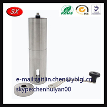 Guangdong Hardware Factory Steel Manual coffee grinders tube crank parts