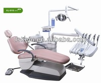 Dental Chair with movable ceramic spitton/Perfect multi-functional dental unit