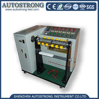 IEC60335 hot sale power line cable flex test equipment