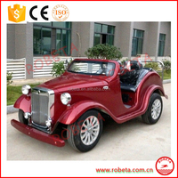 China Factory offer two seater mini cars/electric golf cart