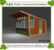 Cheap Chinese prefab container homes for zimbabwe