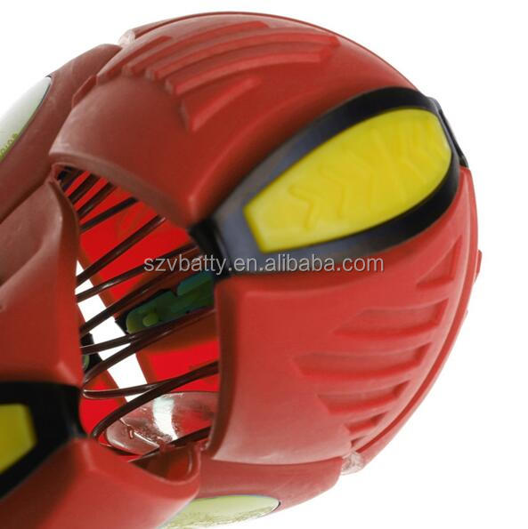 Promotional wholesale magic toy EVA flat ball disc for kids
