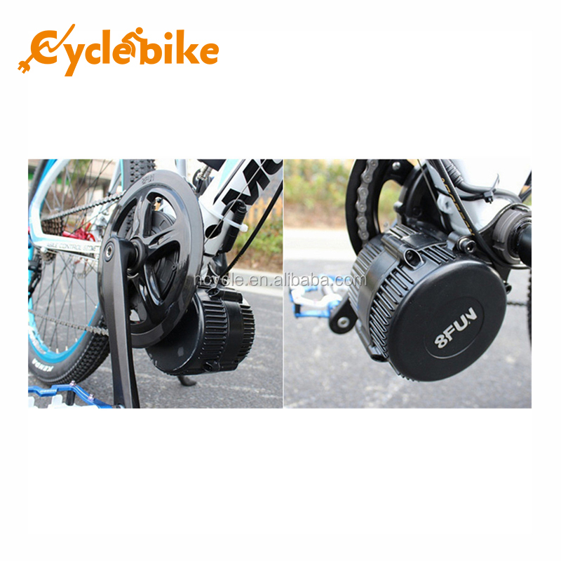 Competitive price bafang 8fun bbso2 mid drive 48v 750w motor e bike kit