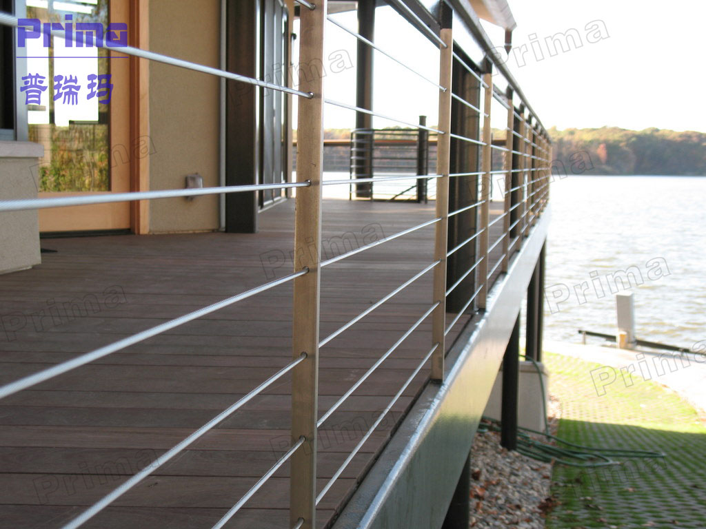 Stainless steel cable fitting railings systems buy