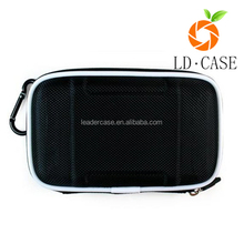 Guangzhou factory quality Leather Zipper EVA Carrying electronic cigarette case