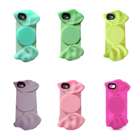 2015 The Newest Luxury Marc.Jacobs 3D Candy color Gamepad soft silicone case For iphone5 5s/5c/6 4.7inch/6 plus 5.5inch