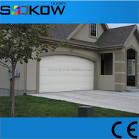 overhead garage door with side hinged door/residential overhead garage doors with opener