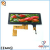 I2C CTP interface 6.5 Inch WVGA 800*320 resolution TFT industrial LCD Module panel