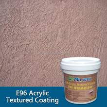 High Finish Flexible E96 External Paint for Rendered Walls