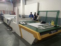 Full automatic CNC fabric cutting machine 0086-15939556928