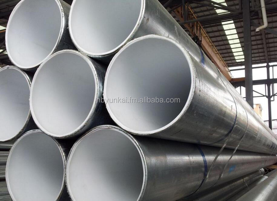 Epoxy coated cast iron pipe