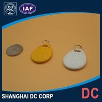 High Quality Rewritable Waterproof Rfid Plastic Card Key Fob