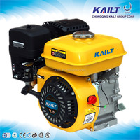 hot sale air cool 4 stroke Gasoline Engine 250cc 4 stroke Kailt 173F engine made in China