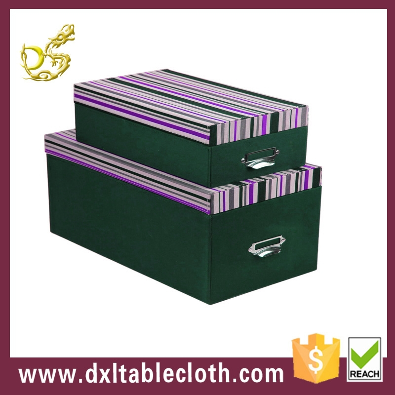 gift Cotton storage box