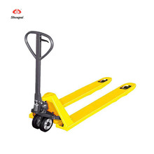 Warehouse market moveable hydraulic tool hand pallet truck for sale from China