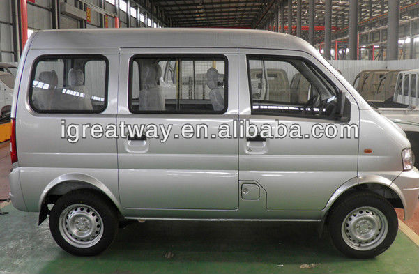7 Seats electric passenger car(RHD)