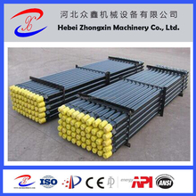High quality and strength Used oil drill pipe/steel water well casing pipe