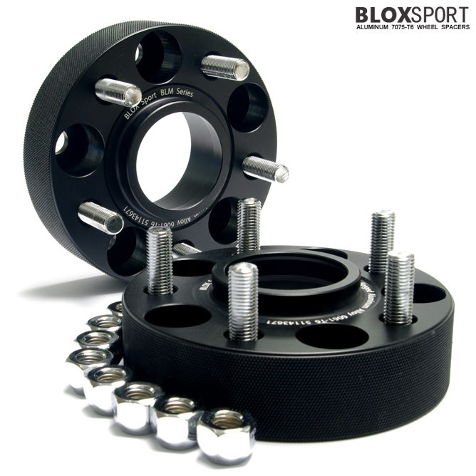 High Precision Custom CNC 4x4 Wheel Spacer Adapters for Volvo XC90