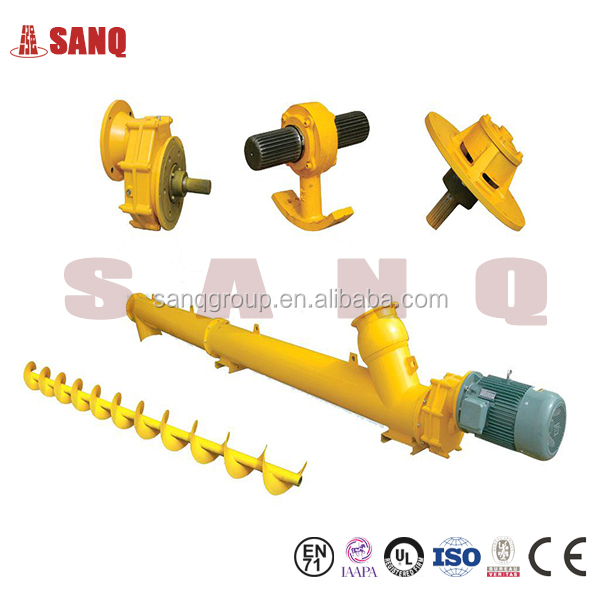 Capacity 150m3/h Ready Mixed Construction Concrete Equipment