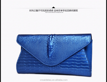 New Ladies leather Wallet,Coin handbag For Girls/ladies In Colorful Leather Crocodile Skin
