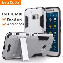 Best Praise Shockproof kickstand cases for htc phones for htc m10