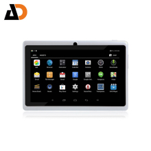 "Hipo affordable 7"" DDR3 512MB 8GB 1024*600 Allwinner A33 Quad Core Flash tablet pc android tablet parts"