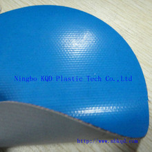 Elastic Hypalon Farbic for Inflatable Canoeing/ 1.0mm Double-color Rubber Coated Fabric for Inflatable Boat