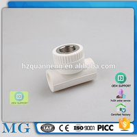 MG-C87 female thread tee for PPR pipes