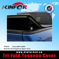 pickup truck tonneau cover for Ford Explorer Sport Trac Year2001-2005