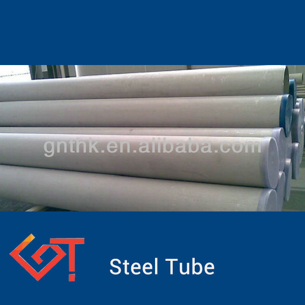 ASTM GB A53 A106 Cold drawn / Hot rolled Seamless Steel Pipe