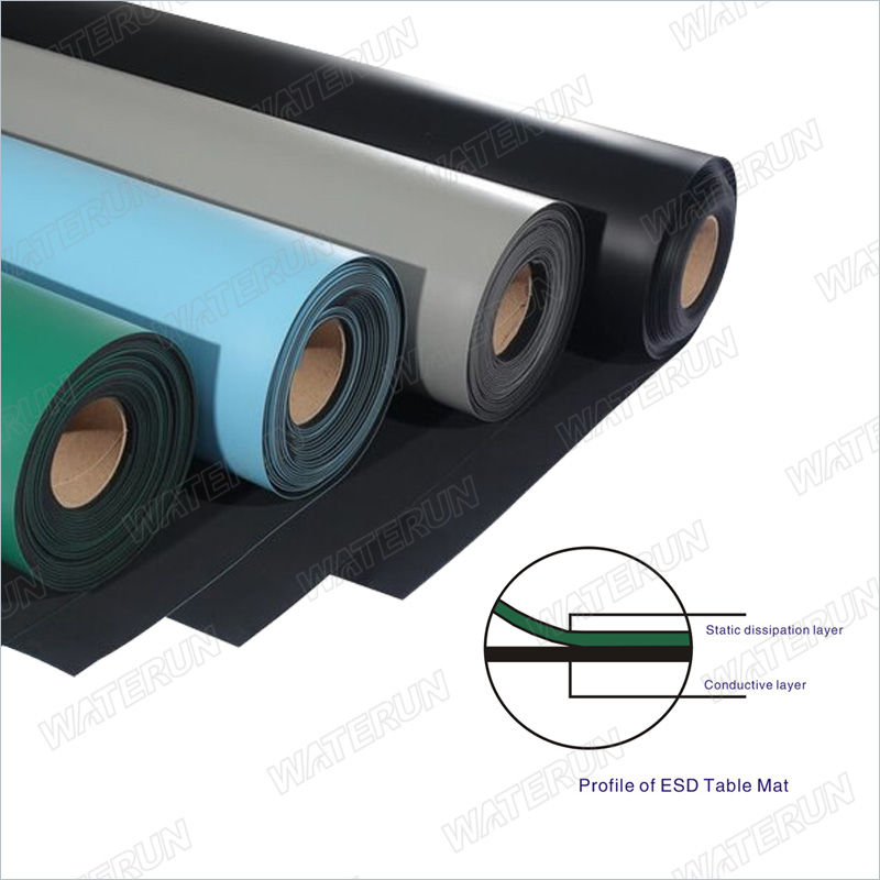esd rubber mat factory ESD Table Mat