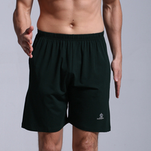 Wholesale Summer Men Cool Elastic Waist Beach Sports Gym Shorts for Running Men Plus Size