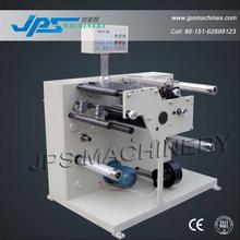JPS-320FQ Silicone Rubber Foam Slitter Rewinder Certificated By CE