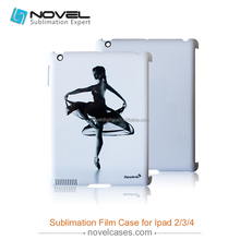3D Sublimation Film case For iPad 2/3/4