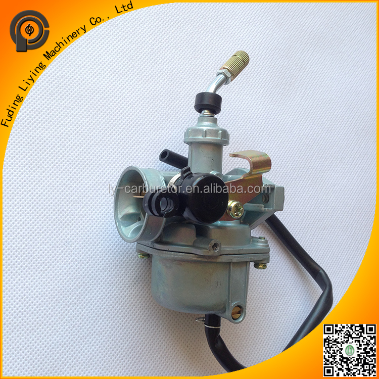 Bajaj Carburetor CT100 Motorcycle Spare Parts For India Market