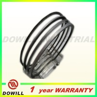In stock parts 6HE1 small engine piston rings