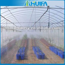 Greenhouse Misting System/Greenhouse Covering Film/Galvanized Greenhouse Pipe