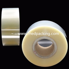 PET transparent BOPP film roll for making tea or coffee bags