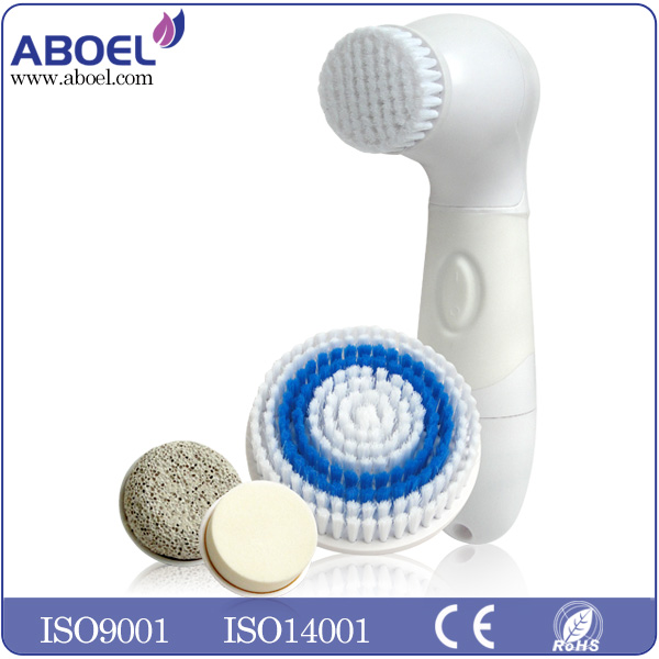 Electric Skin Facial Cleansing Cleaner Scrubber Rotary Brush to Exfoliate Your Skin, Remove Dirt