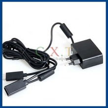USB Power Supply Extension Cable AC Adapter For Microsoft XBox 360 Kinect Sensor