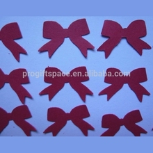 Hot new best selling product fashion quality craft Red Bow Die Cuts decor diy scrapbook made in China