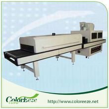 Dust Free Electric Batch Powder Curing Oven