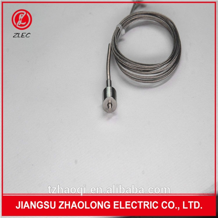 Factory price type k/j mi/mineral insulated/armoured thermocouple/rtd manufacturer