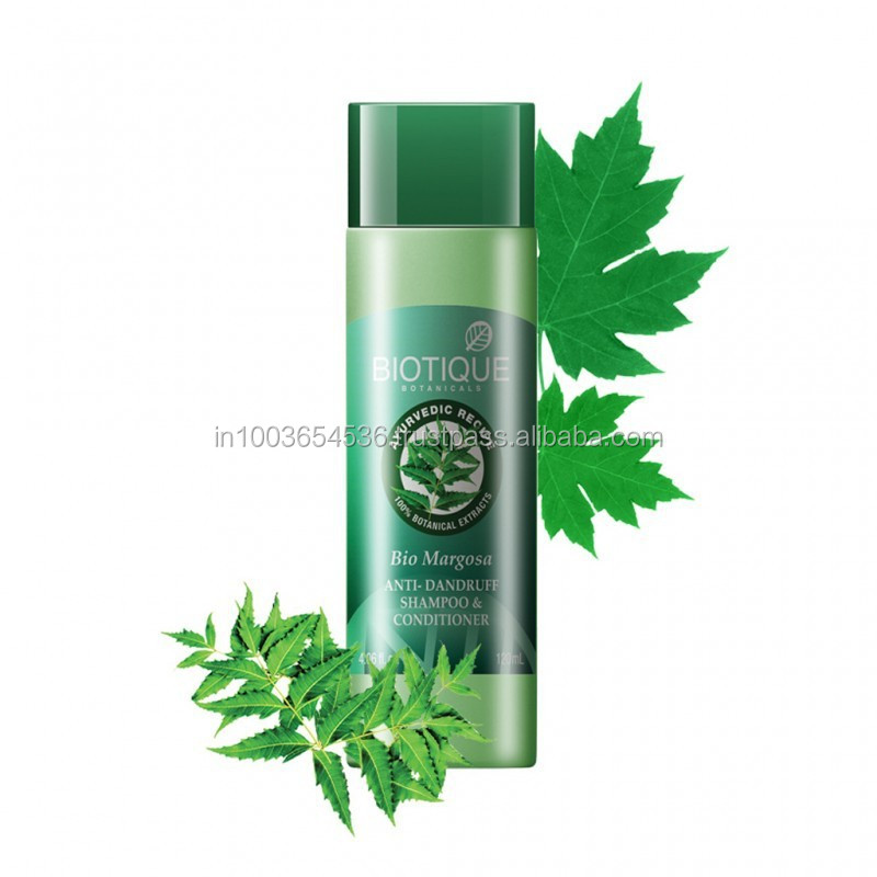 Biotique -Bio Margosa - Margosa Anti Dandruff Cleanser - 120ml