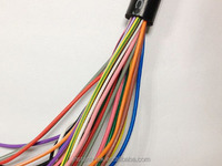 Armored 12/24/48/96 core single mode fiber optic cable